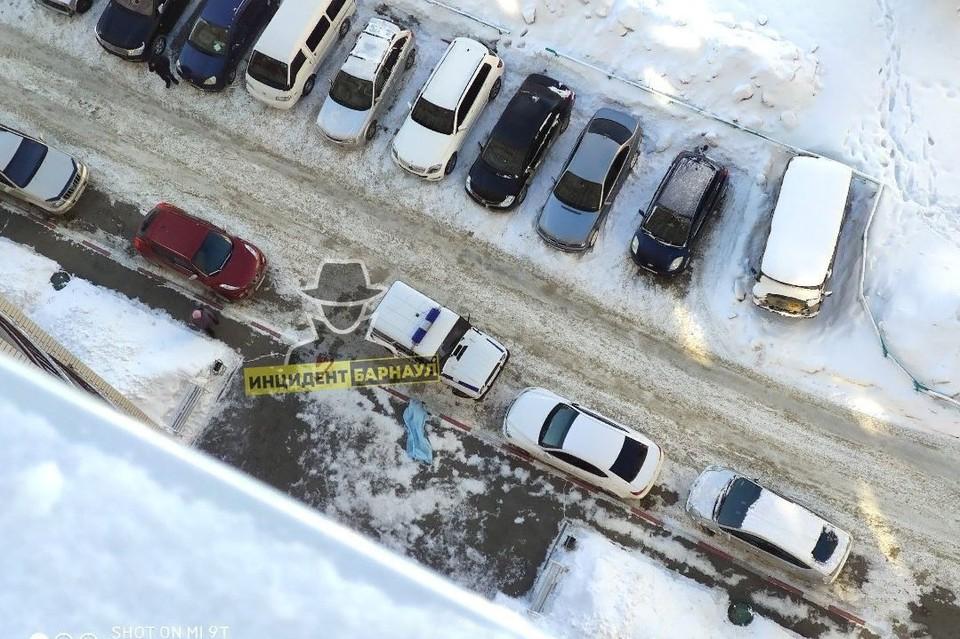 Фото: «Инцидент Барнаул»