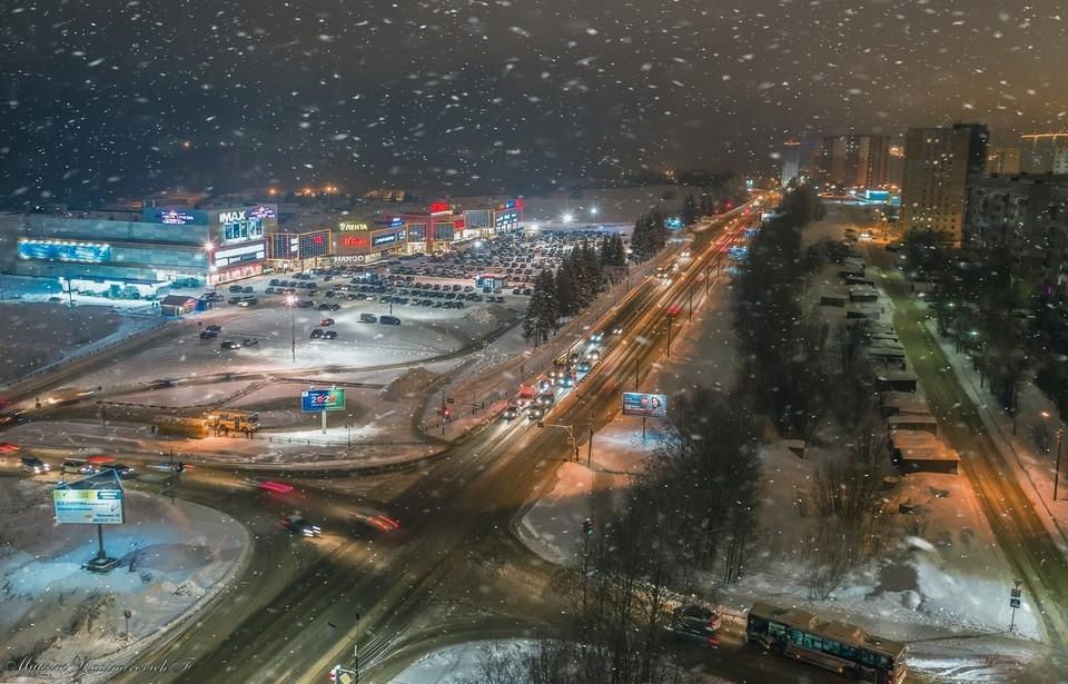 Фото со страницы фотографа Maksim Vladimirovich