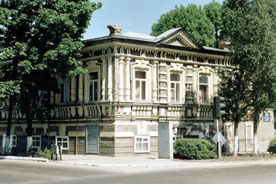Здание детдома в Ейске. Фото: пресс-служба УФСБ по Краснодарскому краю