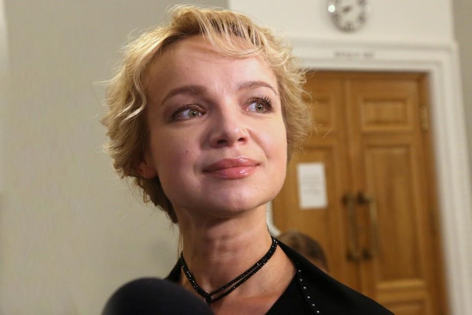 Виталина Цымбалюк-Романовская публично покаялась перед бывшим мужем