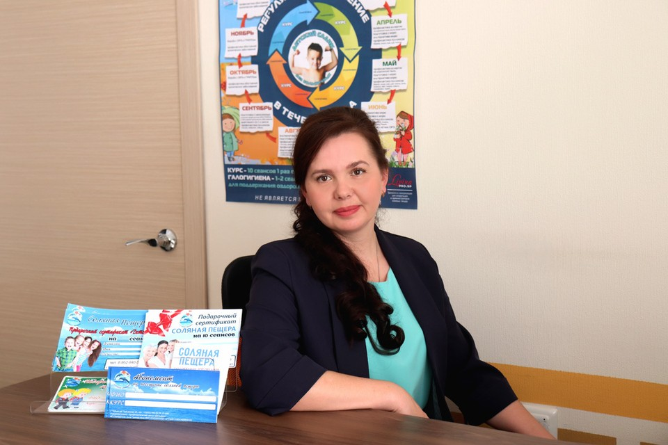 Анна Поперечняк: - Главное достижение - здоровье детей.