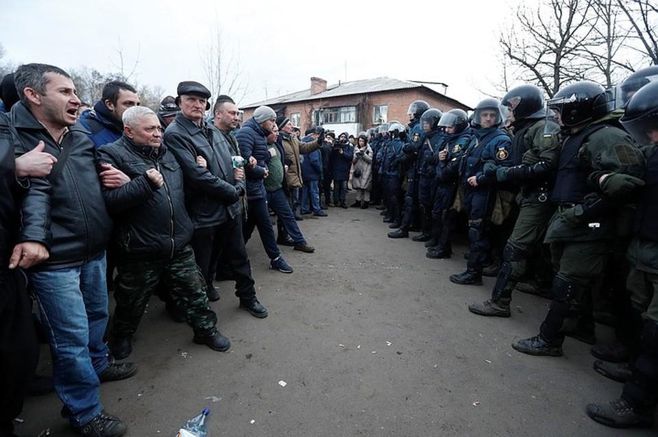 Глава Минздрава Украины Зоряна Скалецкая, которая планировала провести карантин с эвакуированными из китайского Уханя украинцами, покинула санаторий в Новых Санжарах