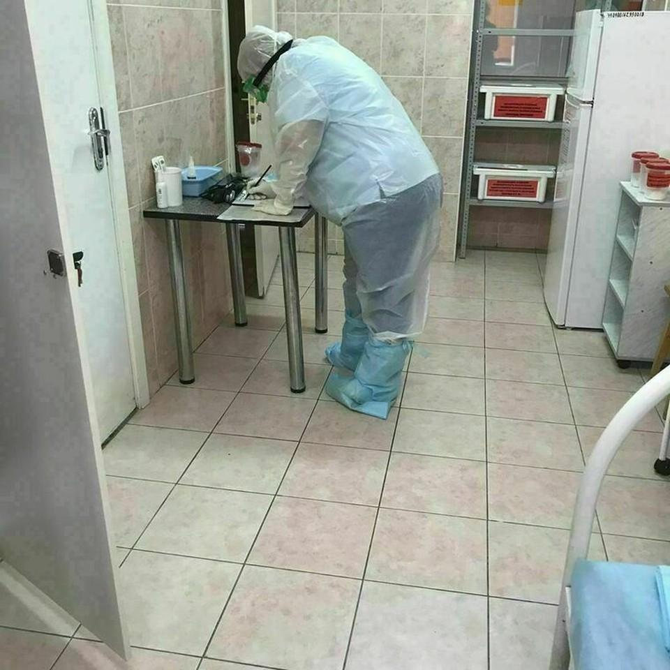 Женщину оставили под наблюдением врачей. Фото: ngnovoros.ru