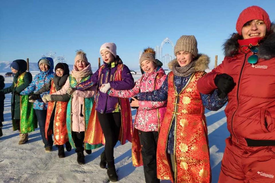 Фестиваль Olkhon ice fest прошел на Байкале: вспоминаем самые яркие моменты праздника вместе