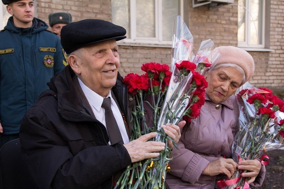 2020 год посвящен 75-й годовщине Великой Победы