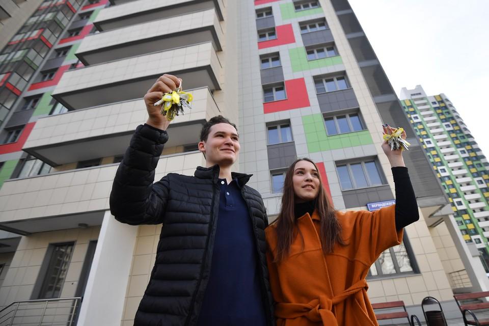 Полным ходом идет конкурс жилых комплексов-новостроек России