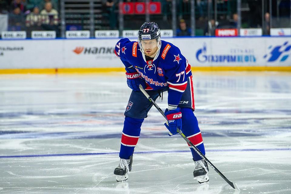 Дважды наказанный за допинг хоккеист СКА Антон Белов дал эксклюзивное интервью «КП».