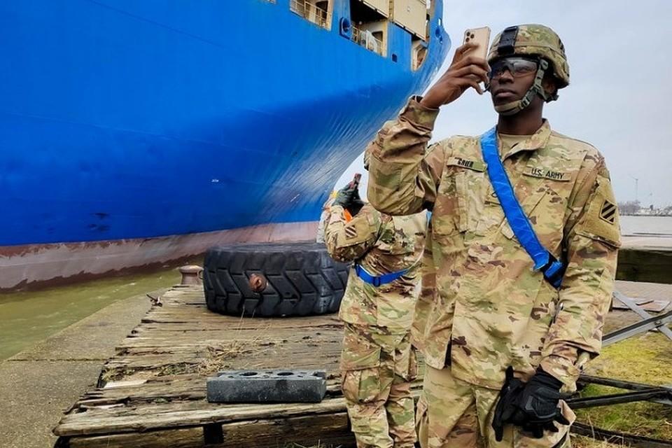 Из-за океана в Европу будет переброшено около 20 тысяч солдат и офицеров.