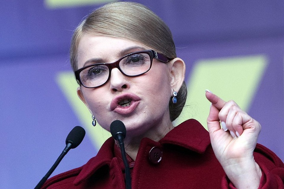 Тимошенко заявила о целенаправленном уничтожении Украины
