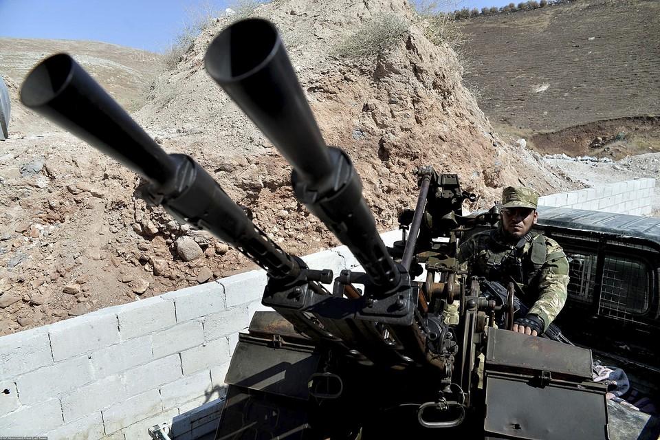 Сирийцам за несколько дней удалось сбить 12 беспилотников - 5 аппаратов «Анка» и 7 «Байрактаров»