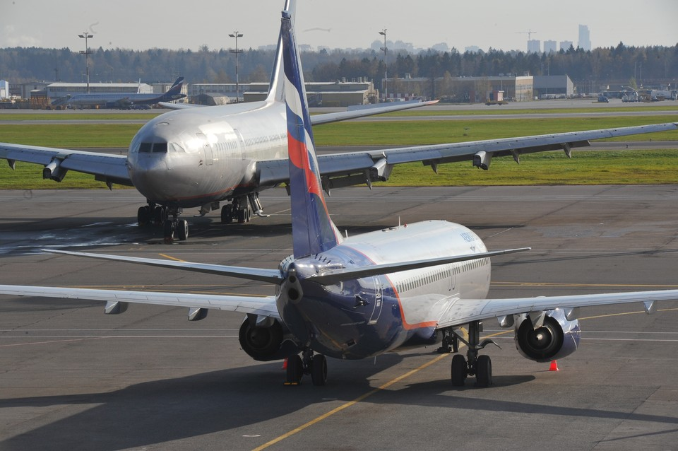 Причины возвращения самолета не называются