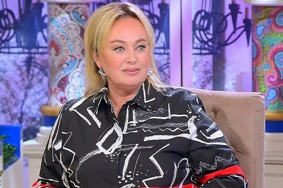 Лариса Гузеева обратилась к поклонникам