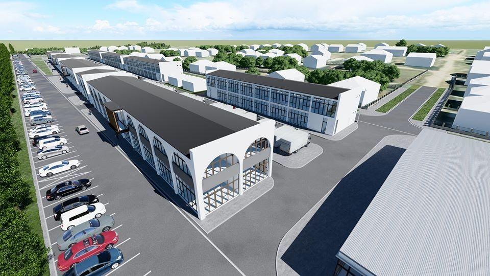 Проект «Крымского рынка». Фото: Андрей Рюмшин / Facebook