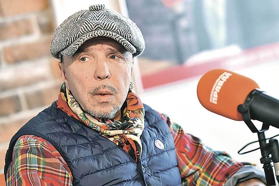 Гарик Сукачев теперь продает подписчикам своего Инстаграма красные труселя.