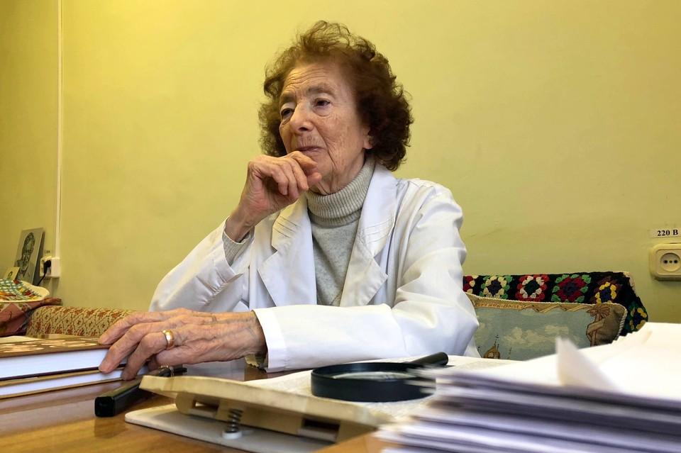Динара Галиевна Узбекова: ученый, краевед и просто светлый человек.