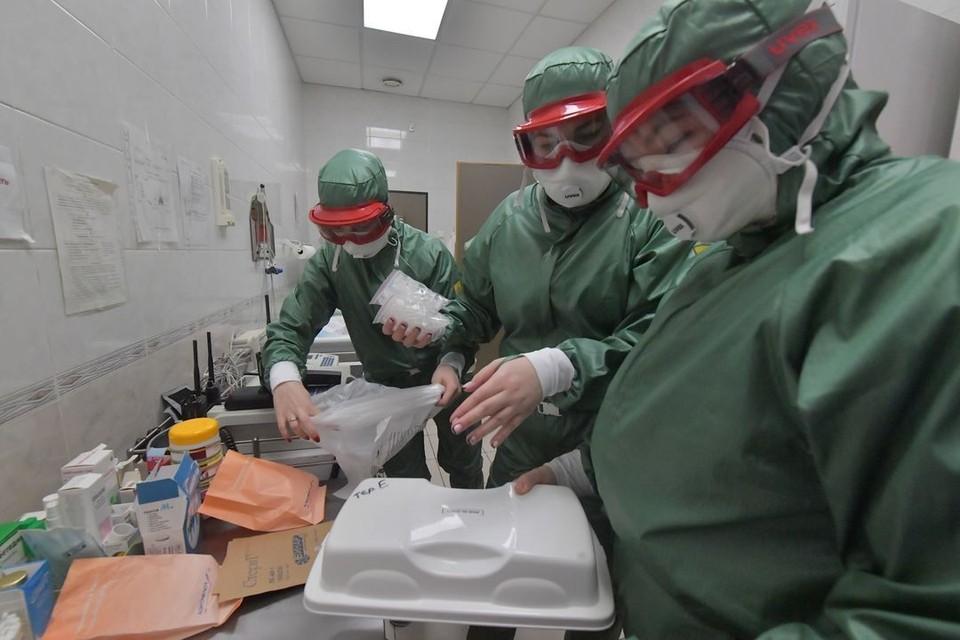 Эпидемиологи принимают все меры, чтобы болезнь не проникла в регион.