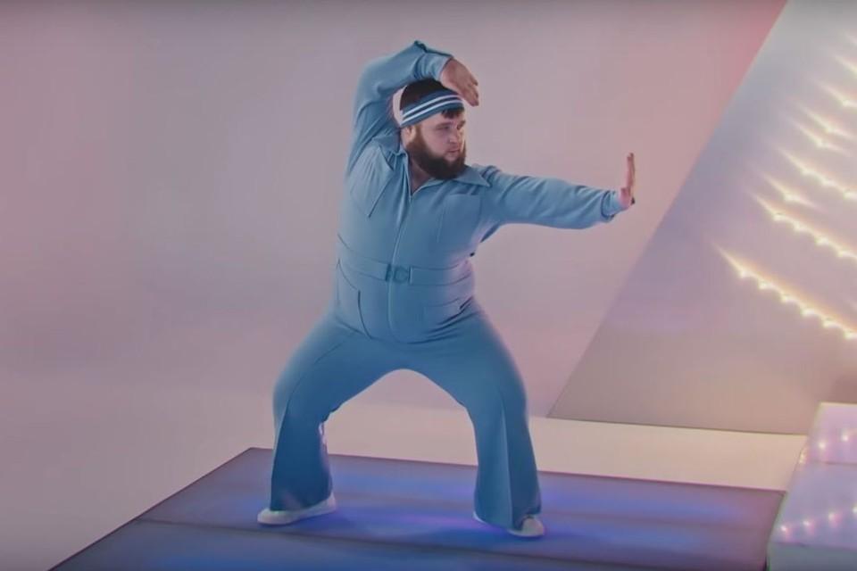 Дмитрий Красилов. Фото: скриншот видео канала Eurovision Song Contest на YouTube