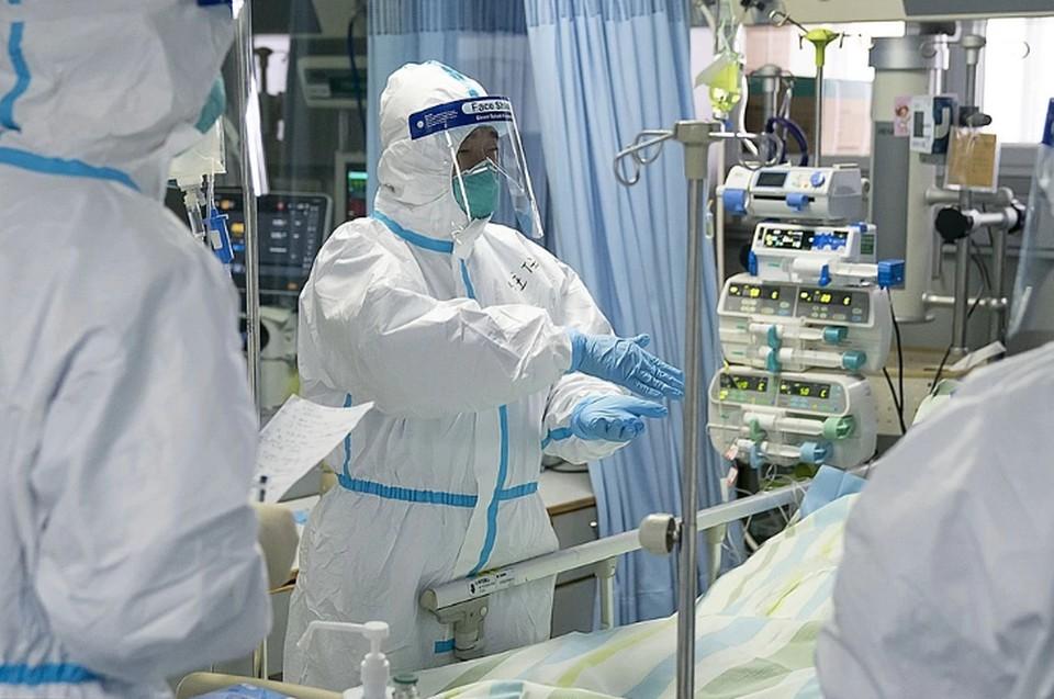 ВОЗ сообщила, что от коронавируса погибли более 5000 человек