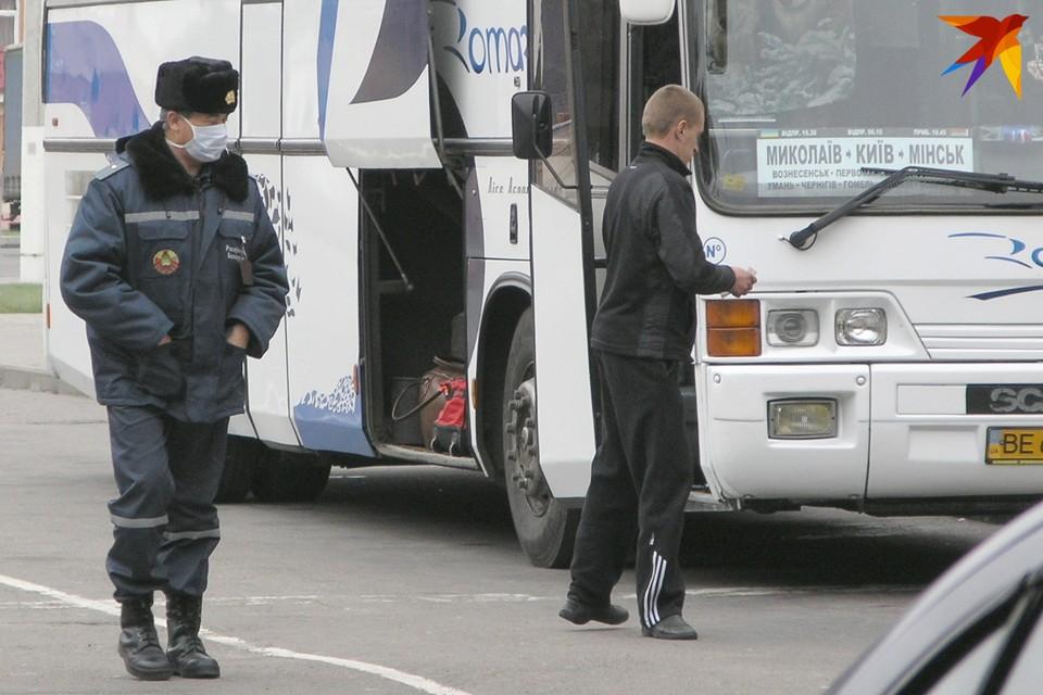 В Гомеле готовятся к отмене автобусов и поездов в Украину