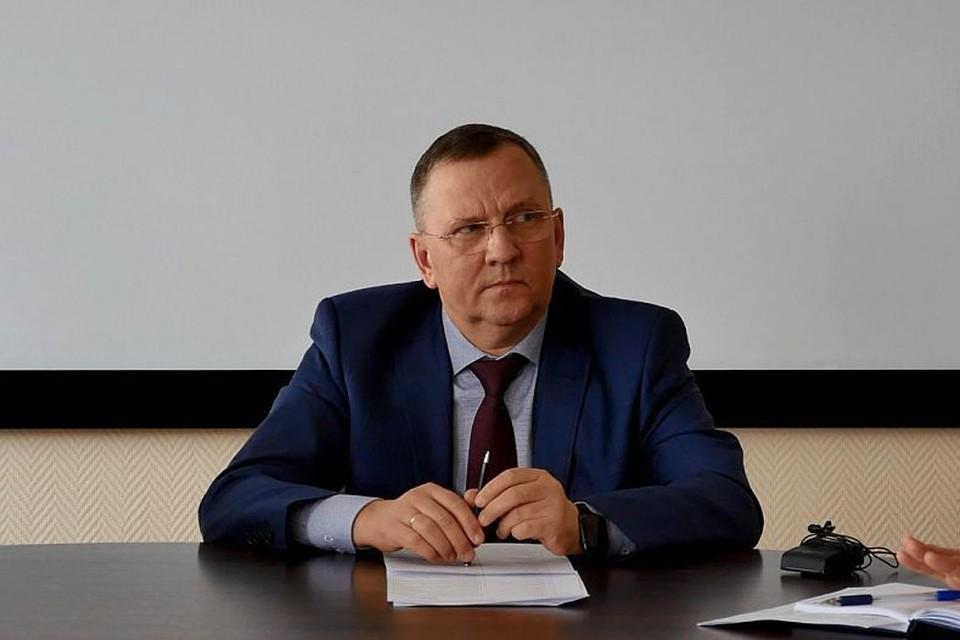Сергей Демин.