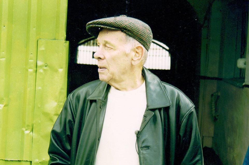 Георгий Жженов в Красноярске в СИЗО, бывшей пересыльной тюрьме. Фото: ГУФСИН по Красноярскому краю