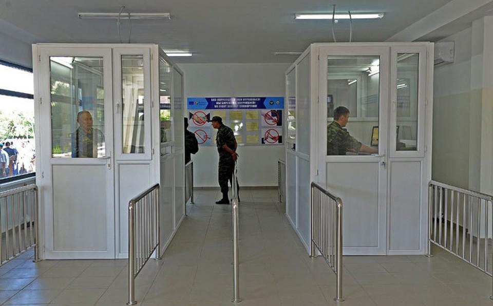 Кыргызстан закрыл границу.
