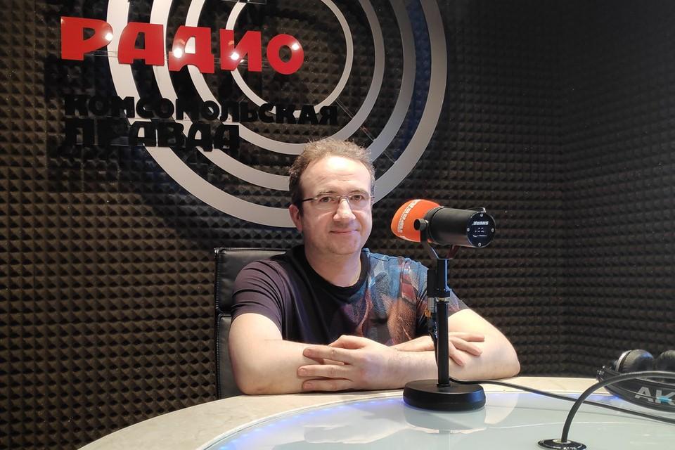 Сергей Гмыза, заместитель главного врача по хирургии медицинского центра «Авиценна».