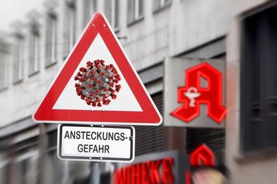 Financial Times сообщила об аномалии с коронавирусом в Германии