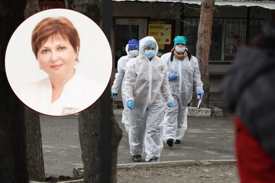 Ирина Санникова уже самостоятельно ходит