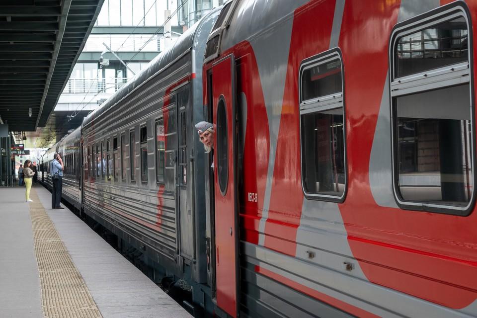 И-за снижения пассажиропотока отменяются поезда на линии Москва-Петербург.