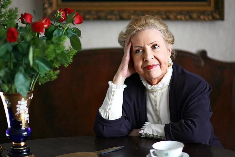 Инна Макарова снялась в более 50 фильмах. Фото ТАСС/ Михаил Фомичев