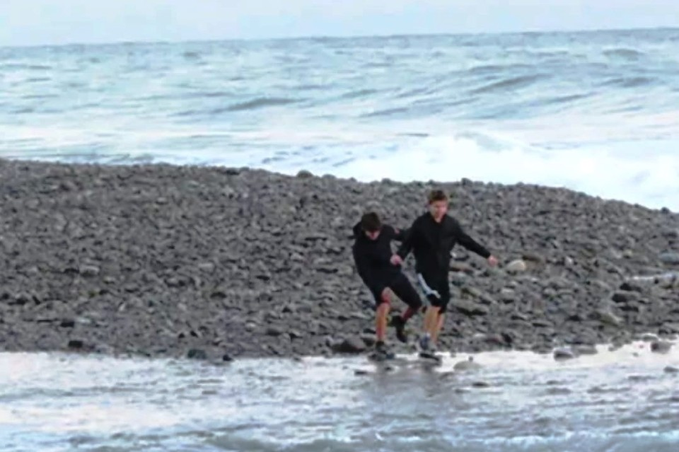 В Сочи спустя месяц нашли тело школьника, унесенного в море