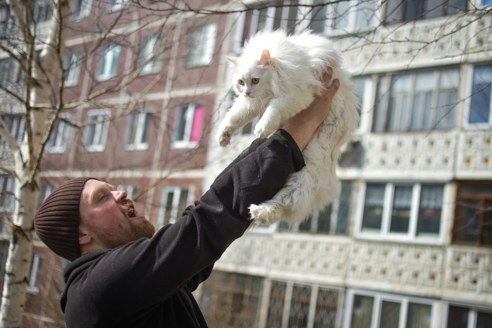 Юрий - котомен.