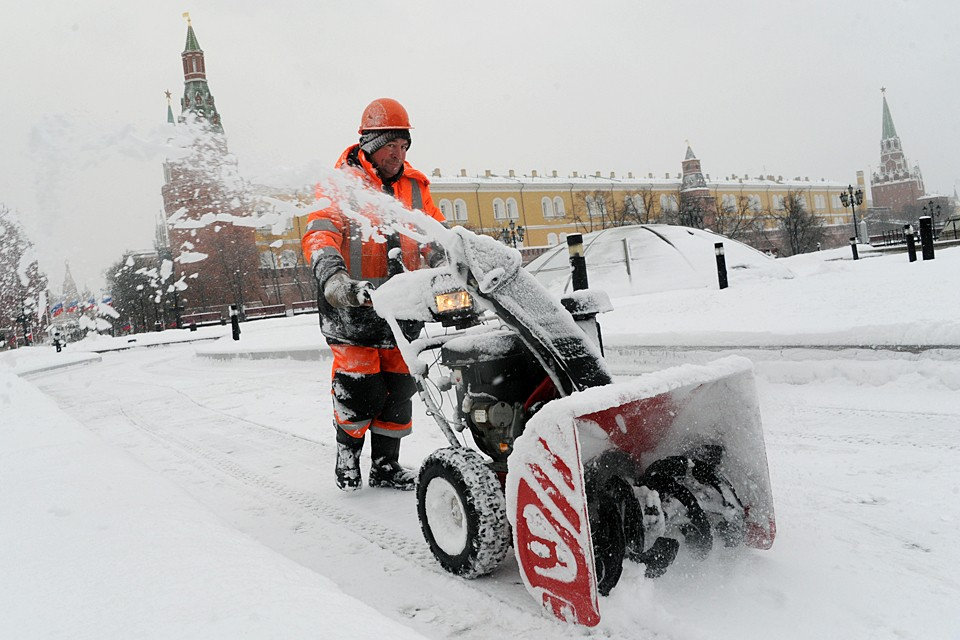Резкое похолодание совпало с введением в Москве и области режима всеобщей самоизоляции. Пессимистам добавилось поводов для уныния