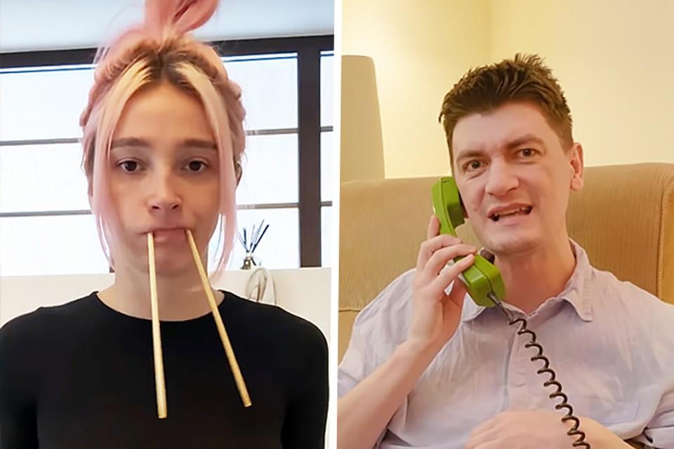 Александр Гудков снял клип «Самоизоляция» куда позвал и Настю Ивлееву
