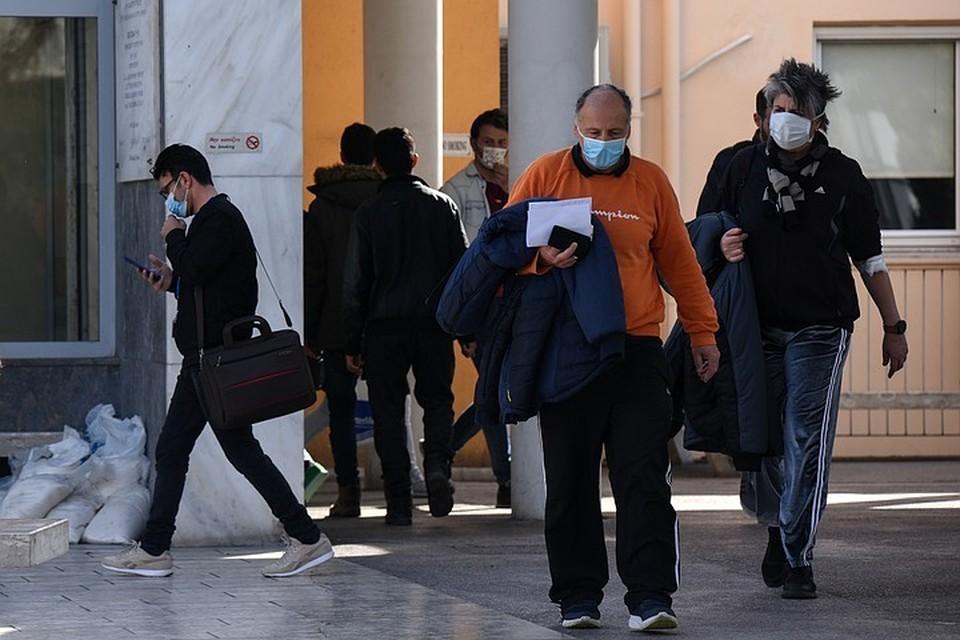 Число умерших от коронавируса COVID-19 в США превысило число жертв этой инфекции в Китае