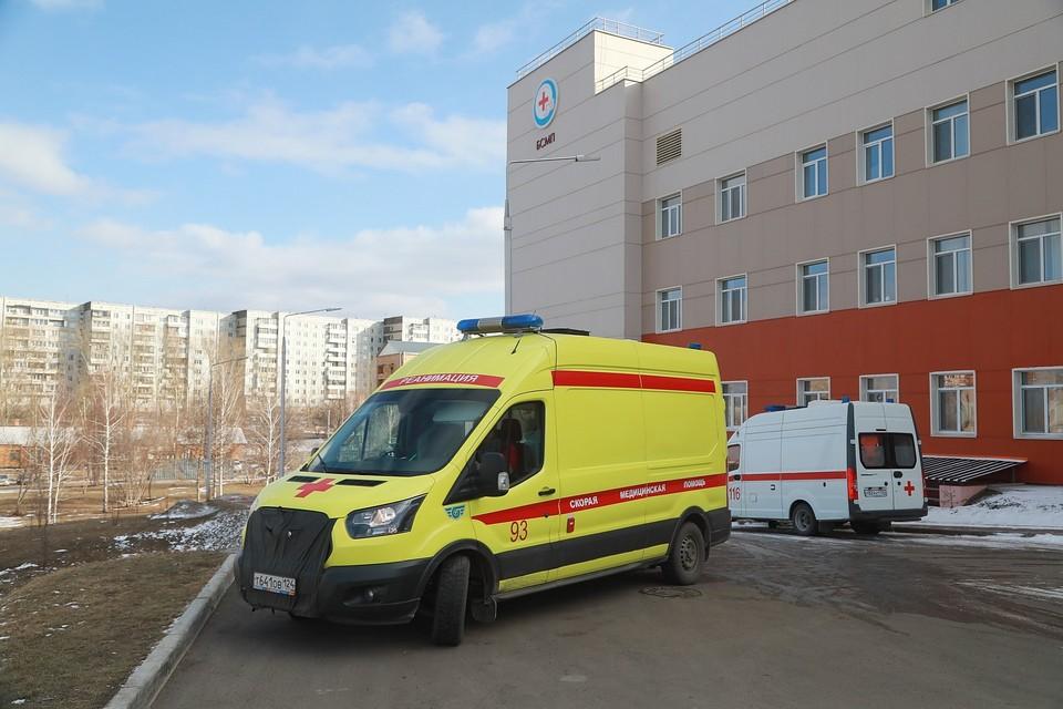 Количество зараженных коронавирусом в Красноярске на 1 апреля 2020