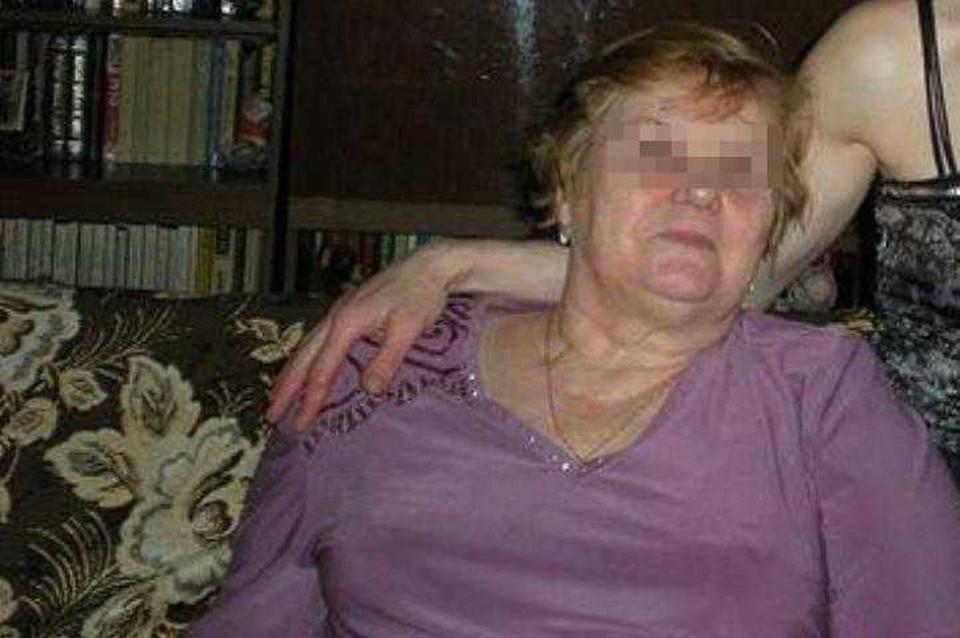 Пенсионерка считает себя жертвой