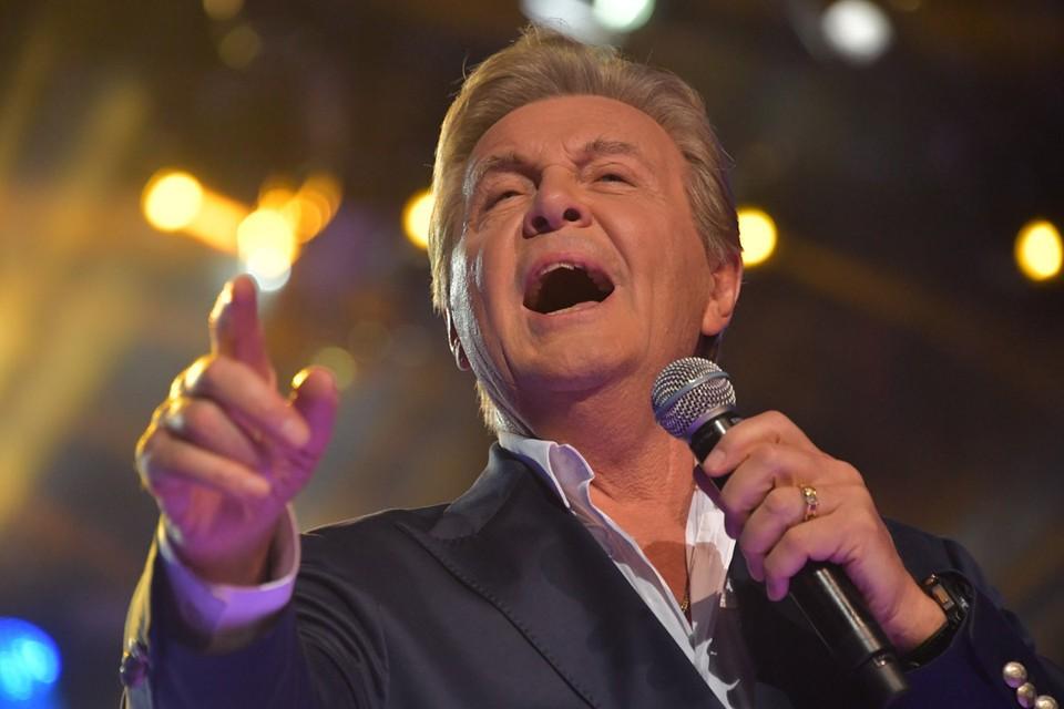 Любимый певец поблагодарил поклонников за флешмоб, организованный в его поддержку