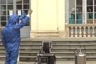 Российские специалисты в Италии начали работу в полевом госпитале в Бергамо