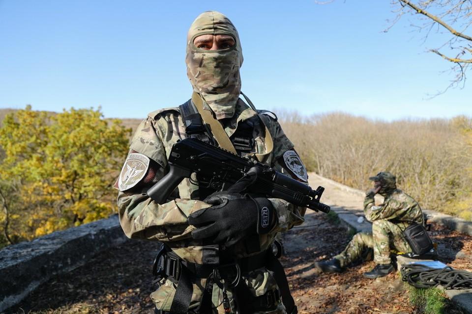 Один боевик убит при попытке оказать сопротивление, второй сдался