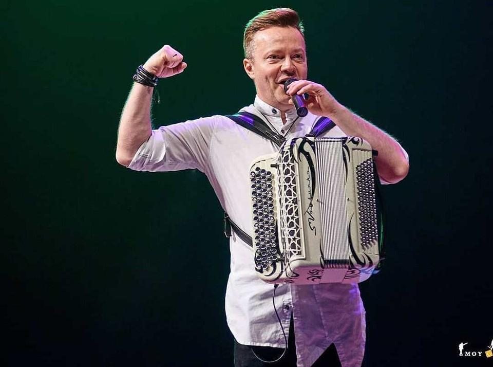 Сергей Войтенко посвятил песню докторам