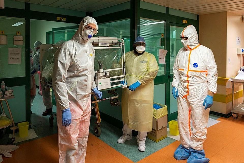Коронавирус в Италии, последние новости на 5 апреля 2020: от ...