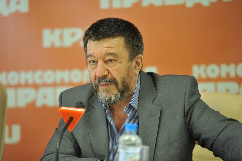 Публицист и историк Владимир Долматов