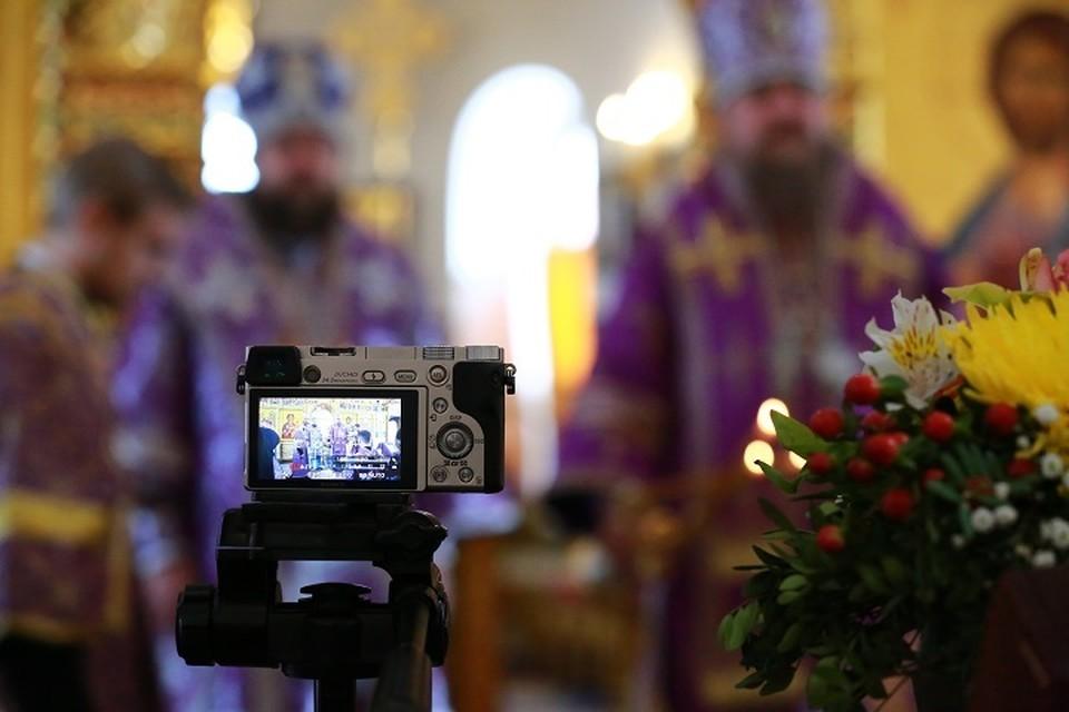 Все крупные ямальские храмы начали проводить виртуальные службы Фото: Салехардская епархия РПЦ