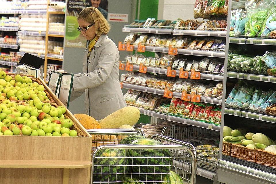 Всего же доля расходов на продукты питания составляет от 40% и выше в 14 регионах России