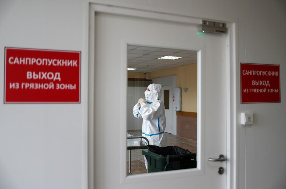 В России от коронавируса вылечились почти 500 человек