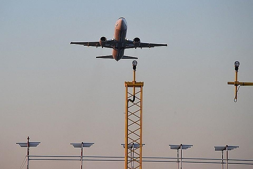 Самолёт Тюмень-Москва подал сигнал тревоги