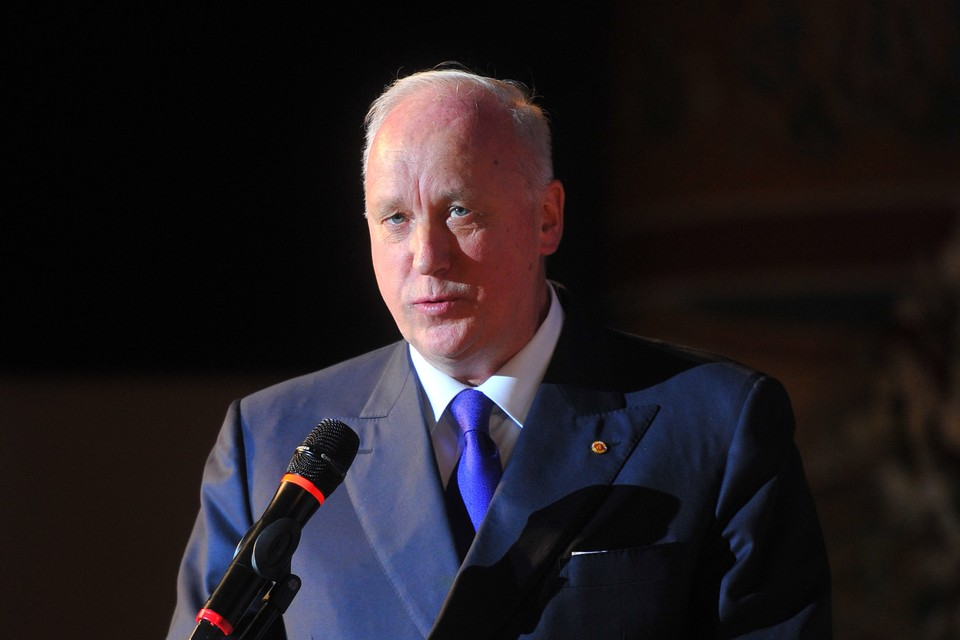 Глава Следственного комитета РФ Александр Бастрыкин