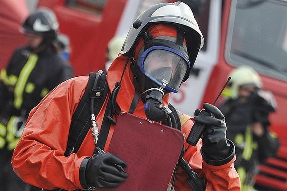 В результате пожара в доме престарелых в Москве погибли два человека